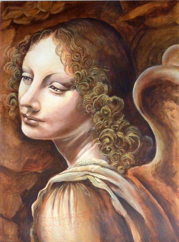 Leonardo's Angel